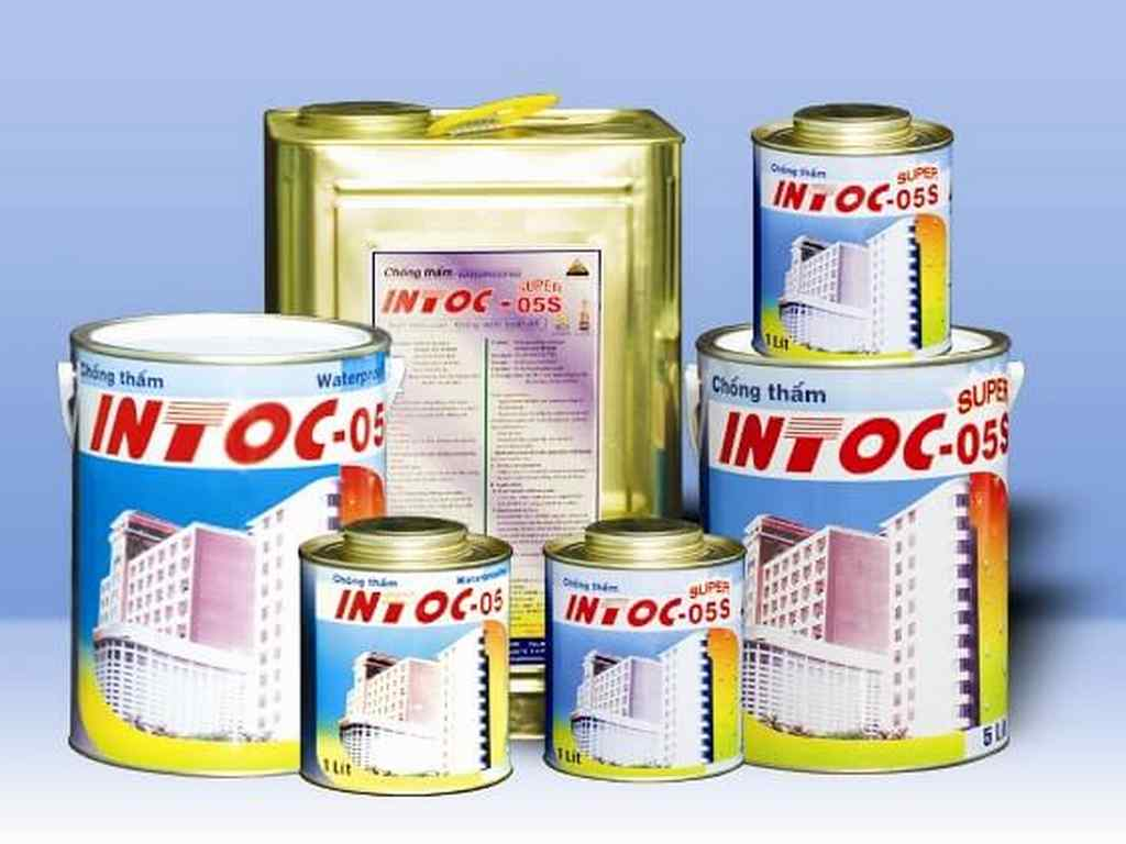 chống thấm intoc